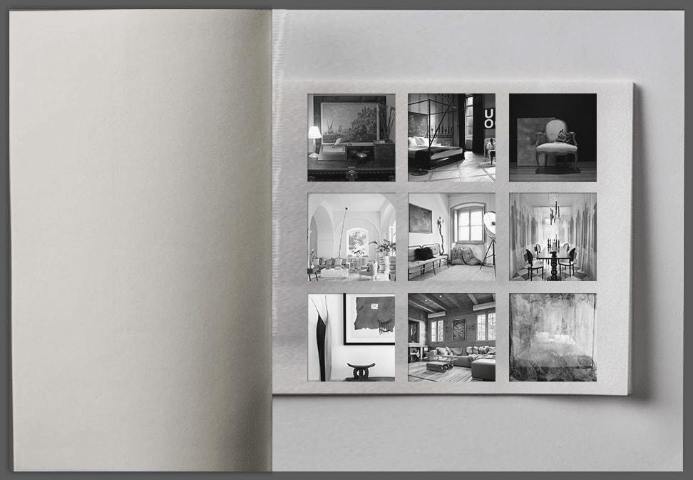 Page du Portfolio du site de l'agence Interior Design Philosophy - Vue de détail 02