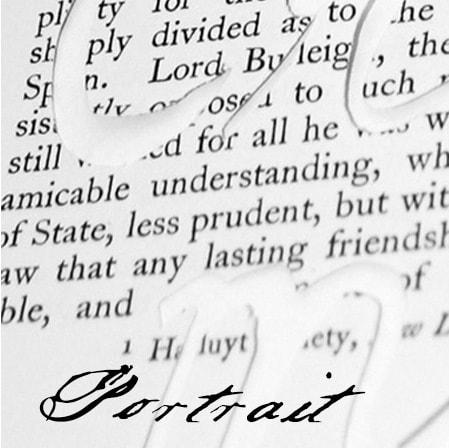 """Page """"Portrait"""" du site de l'agence Interior Design Philosophy - Detail"""